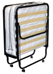 Cama Plegable de Invitados 80x190 cm con colchón Individual waterfoam 80 X 190 cm Estab...