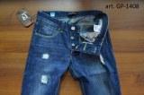 Pantalones vaqueros de los hombres Stock Made in Italy