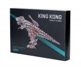 Puzzle 3D. Triceratops Robot, Tyrannosaurus Robot y Dragon Robot