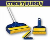 BUDDY STICKY ROLLER CLEANING - complete set - PR002101