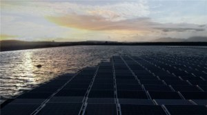 Full-Time Water-Mounted Solar Power System, Custom Project Design