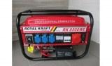Germany Royal Kraft RK8500WE; Generador gasolina trifásico 4.8 Kw