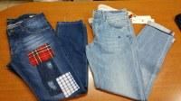 Stock pantalones de hombre Made Italy