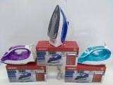 Stock de planchas de ropa con suela cerámica ¡producto de gama alta al mejor precio!