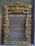 Marco de espejo antiguo
