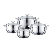 Peterhof PH-15833; Set de utensilios de cocina de acero inoxidable 8 piezas