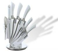 Royalty Line RL-KSS750; Cuchillos de acero inoxidable Set 8pcs