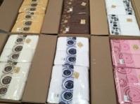 ► ¡LOTE DE JUEGOS DE TOALLAS DE BAÑO! (algodón - buena calidad) ✔️