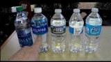 Agua embotellada de manantial natural.