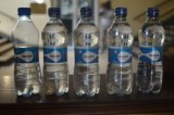 Aquafina Agua embotellada de manantial natural.