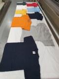 Lote 67.000 camisetas de niño/a lisas a 0,30€
