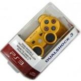 PS3 controlador DUALSHOCK Dorado