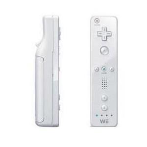 Mando Wiimote Nintendo Wii Blanco
